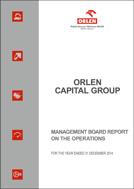 management Board Report on the Operations